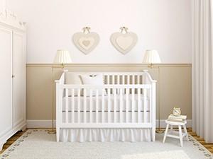 Behang Babykamer Romantisch : 123babykamer.nl babykamer trends en informatie